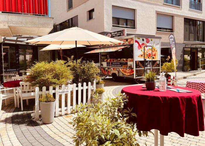 Pizza Catering Foodtruck Innenstadt